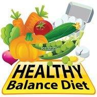 Kid Eating Healthy Food Clip Art Free Image