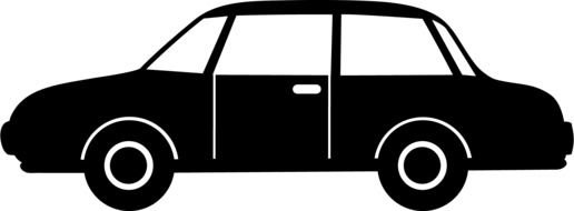 black Car Silhouette Clip Art