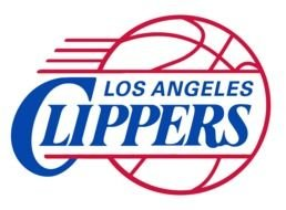 Los Angeles Clippers Logo drawing