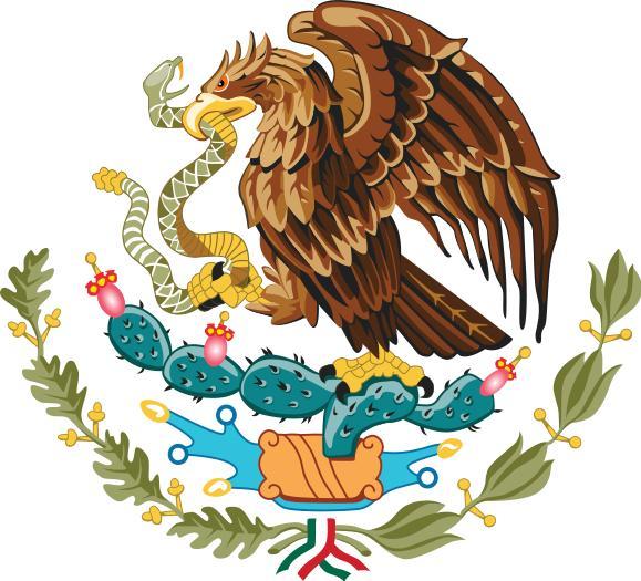Para Colorear Bandera De M Eacutexico Escudo Nacional Mexico 2jpg