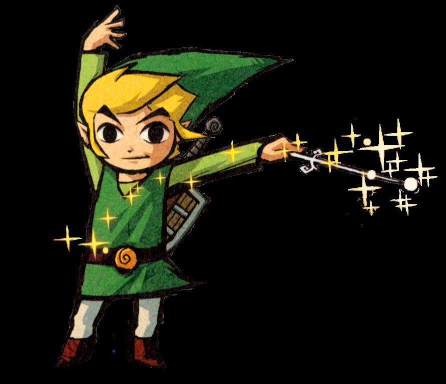 Legend Of Zelda Wind Waker Link N3 Free Image