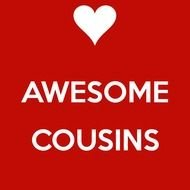 Happy Cousins Day