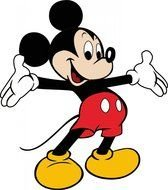 Mickey Mouse N86