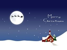 Merry Christmas 2014 clipart