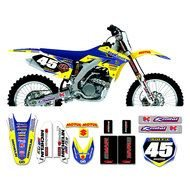 Motocross Graphics Kits drawing