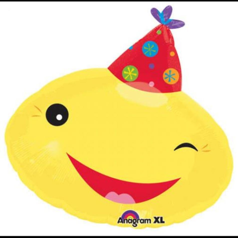 birthday smiley face clip art n5 free image