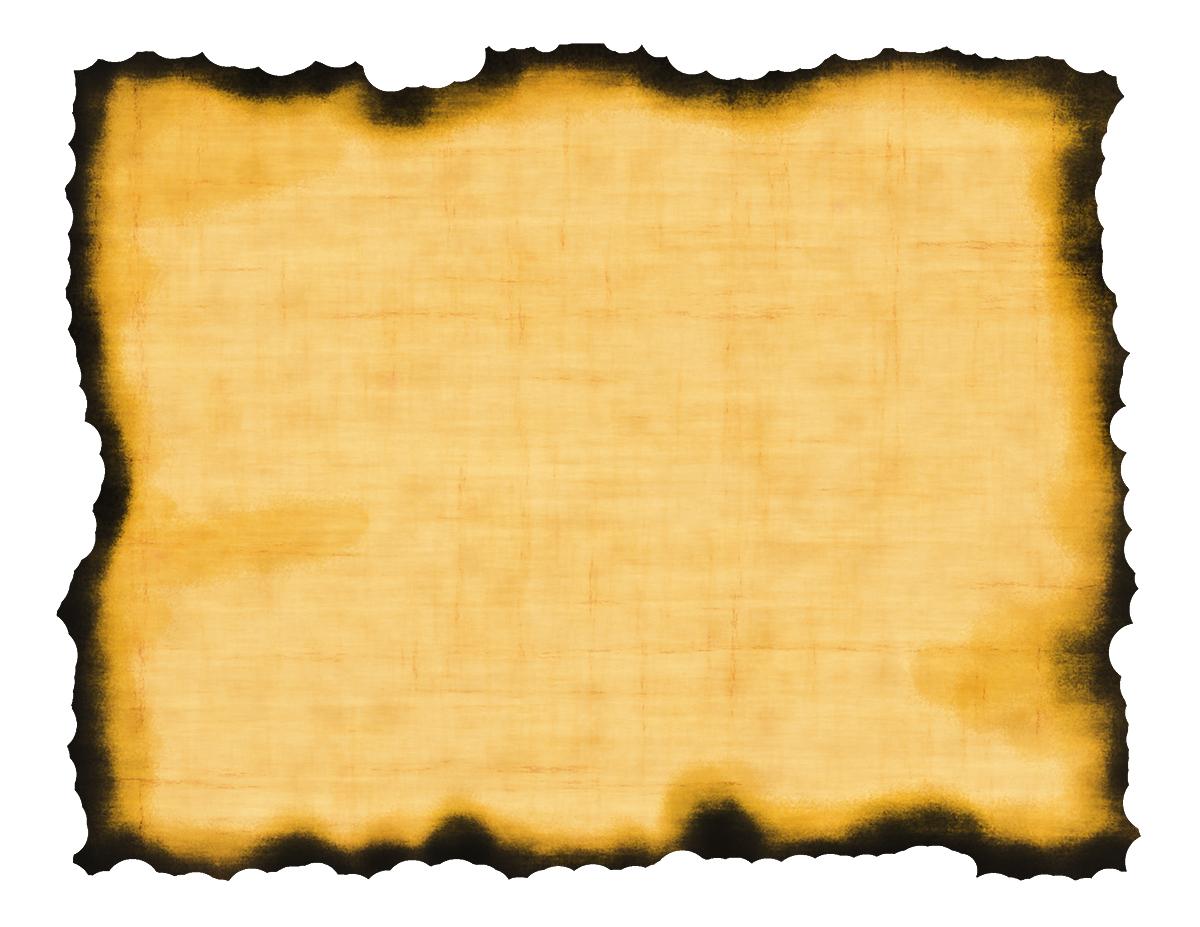 Blank Pirate Treasure Map Template