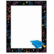 Colorful Graduation Thank Clipart