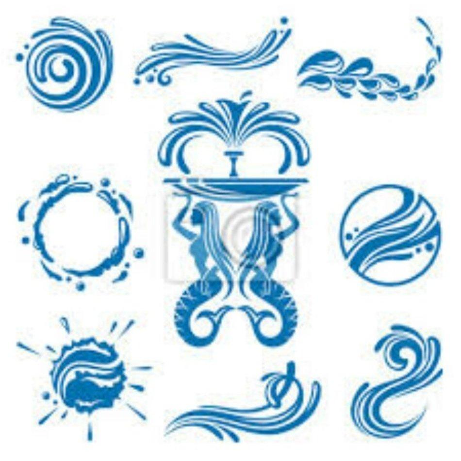 Water Symbol Tattoo Designs Free Image
