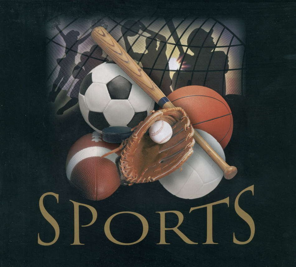 All different sports clipart