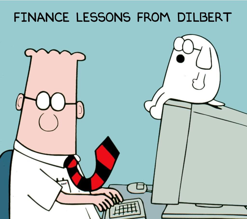 Dilbert In The Data Centre