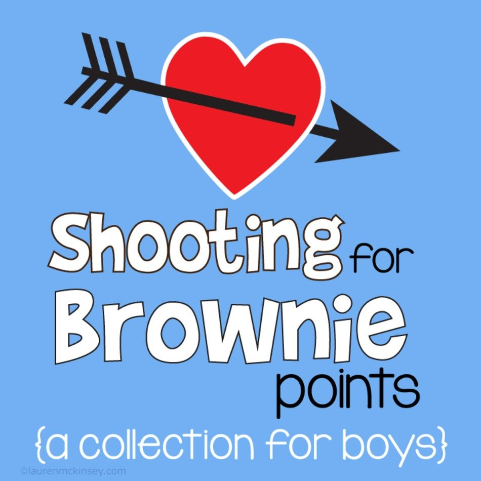 image regarding Shooting for Brownie Points Free Printable titled Taking pictures For Brownie Specifics Printable free of charge impression