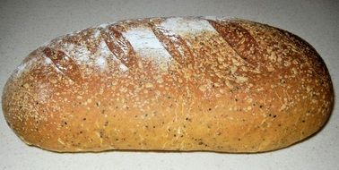 bread with oregano