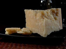 parmesan cheese milk product