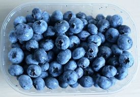 vitamins blueberries