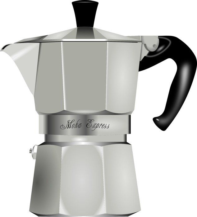 metal coffee percolator beverage photo