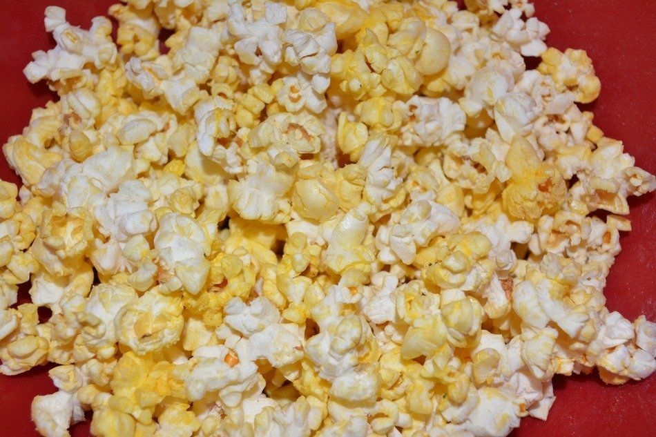popcorn is a healthy snack
