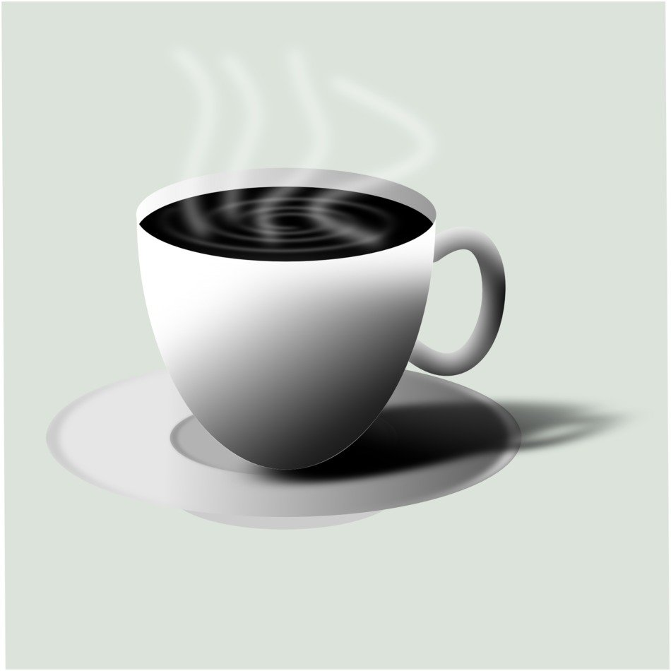 İllustration of coffee cup