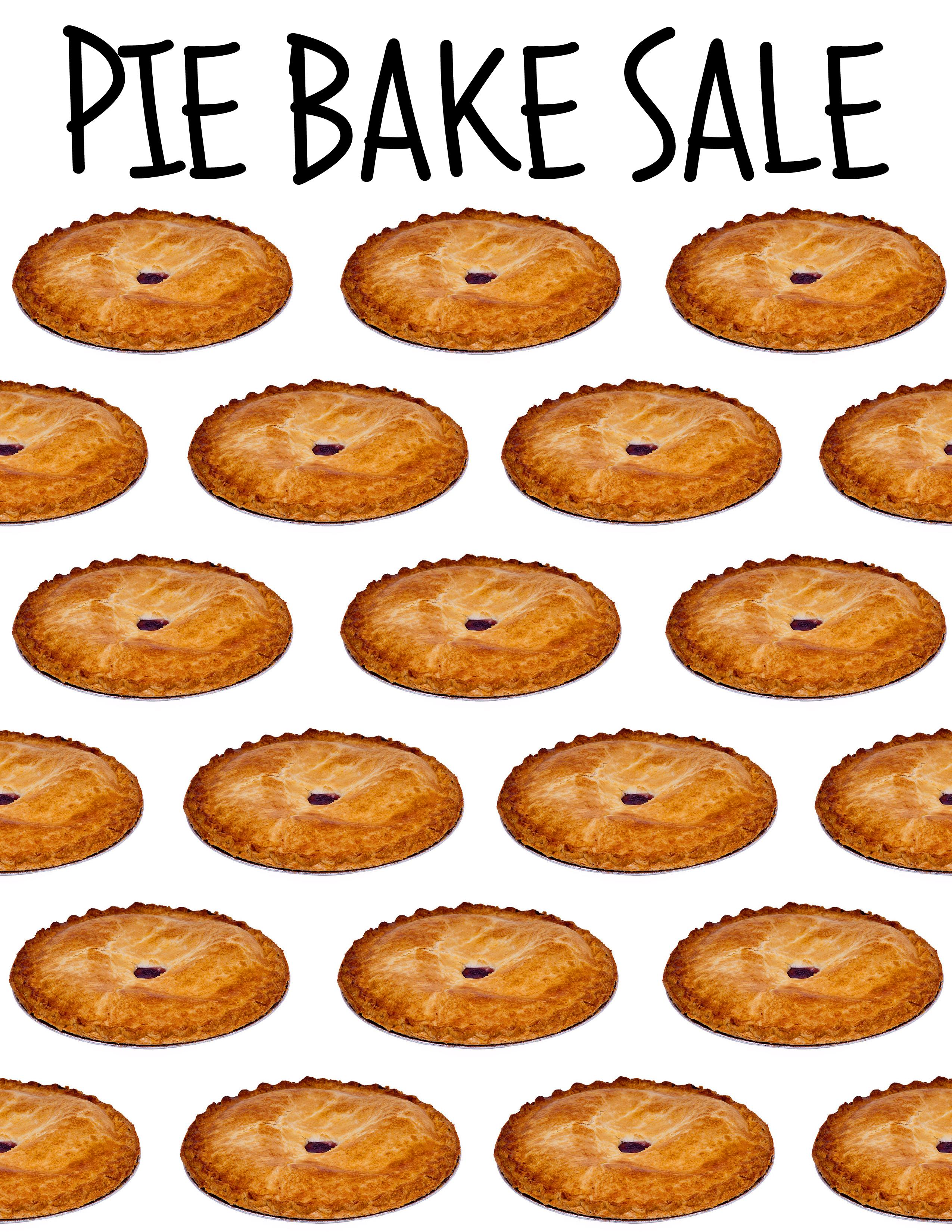 bake sale flyers free flyer designs - HD2550×3300