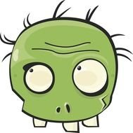 monster from the game plants vs zombies