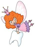 animated Tooth Fairy