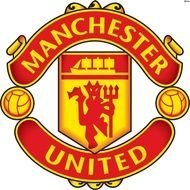Manchester United Logo drawing