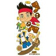 Jake And Neverland Pirates, set of stickers