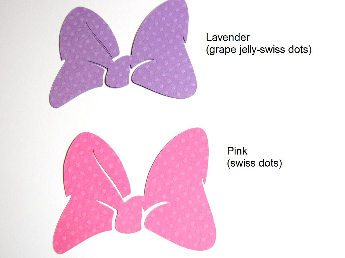 Minnie Mouse Bow Template | Diy Minnie Mouse Bow Template Free Image