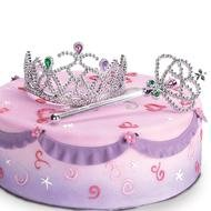 Princess Birthday Cakes pink
