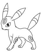 Pokemon, Coloring Page