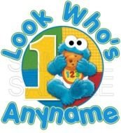 Baby Cookie Monster Free Image