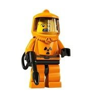 Lego mini figure