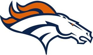 Denver Broncos Logo drawing