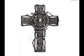 Celtic Cross Tattoo Designs N7 Free Image