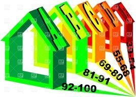 House Energy Efficiency Clip Art
