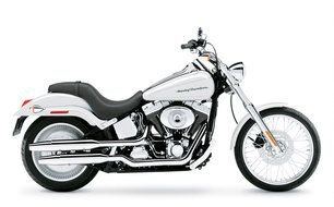harley davidson motorcycle as picture