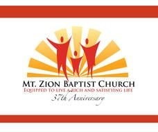 Church Anniversary Graphics drawing