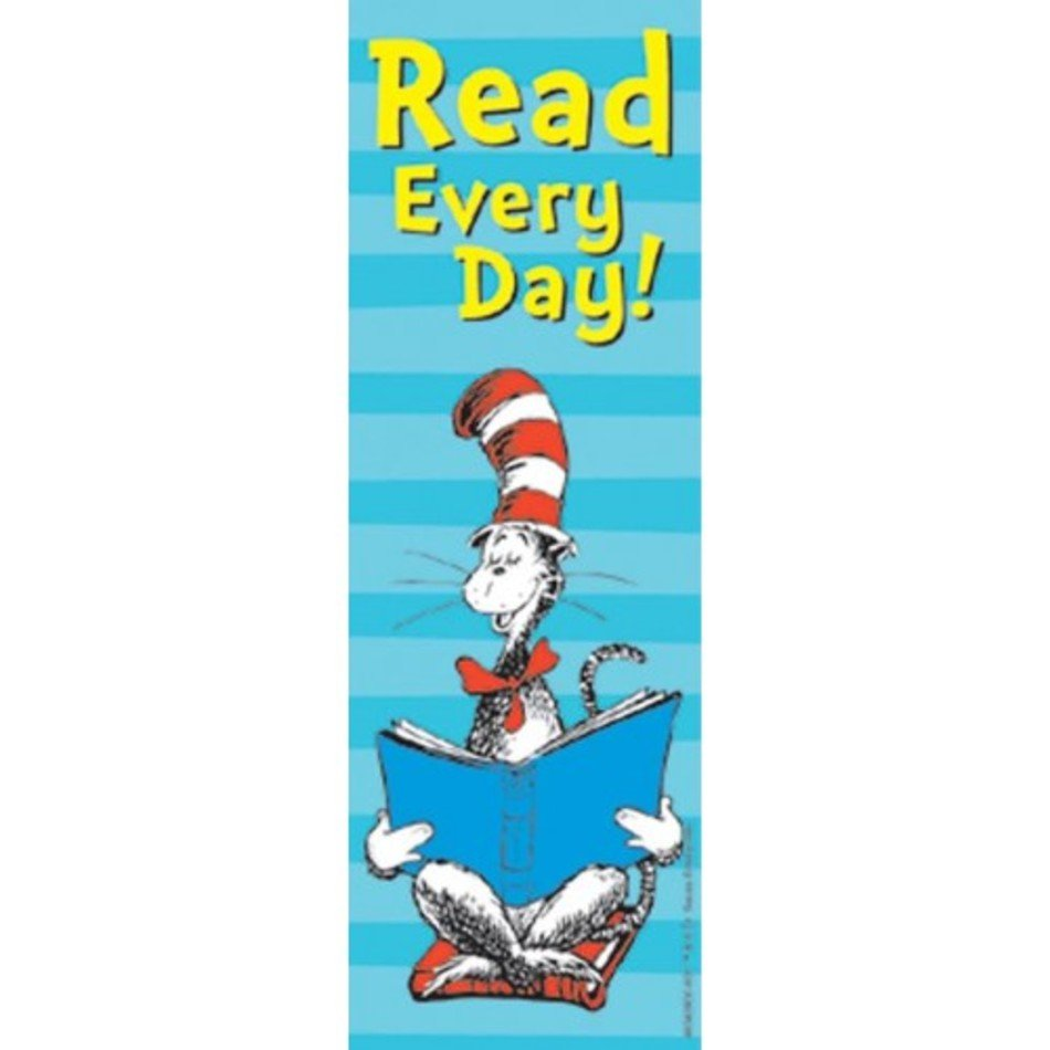 Free Printable Dr Seuss Bookmarks Free Image Download