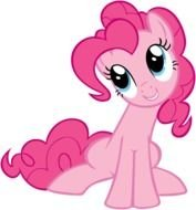 cute pony Pinkie Pie
