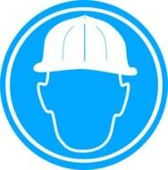 Hard Hat icom drawing