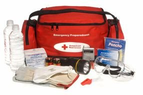 Emergency Preparedness Kit drawing