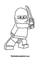 Clipart of LEGO Ninjago