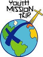 Youth Mission Trip clipart