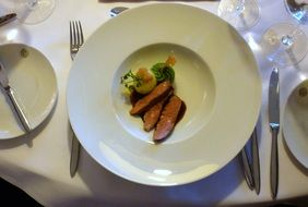 barbarie duck breast