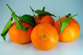 tangerines clementines oranges vitamins delicious fruits