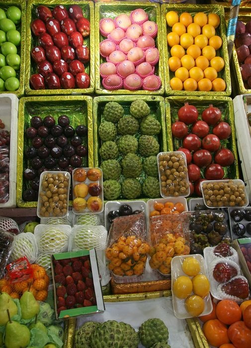 india fruits market