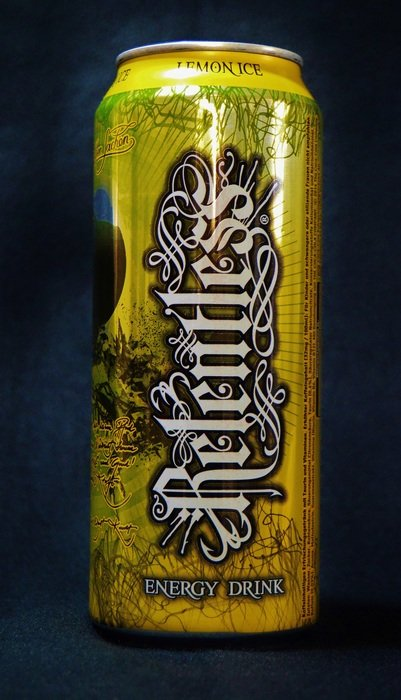energy drink relentless