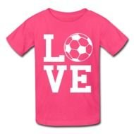 pink college football t-shirt
