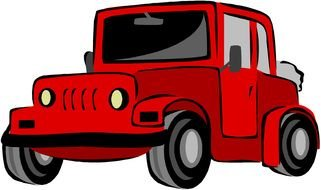 Cartoon Cars Clip Art N69