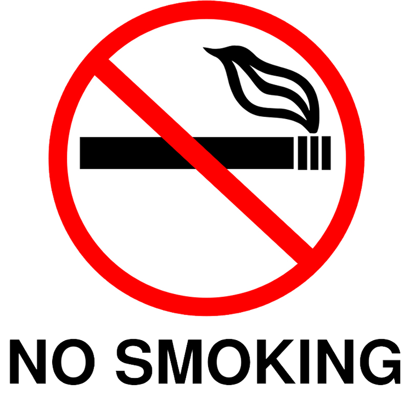 image regarding No Smoking Sign Printable known as No cost Printable No Using tobacco Signs and symptoms In direction of Print N4 absolutely free graphic